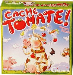 Cache tomate ! - Jeu cycle 1, 2 et 3