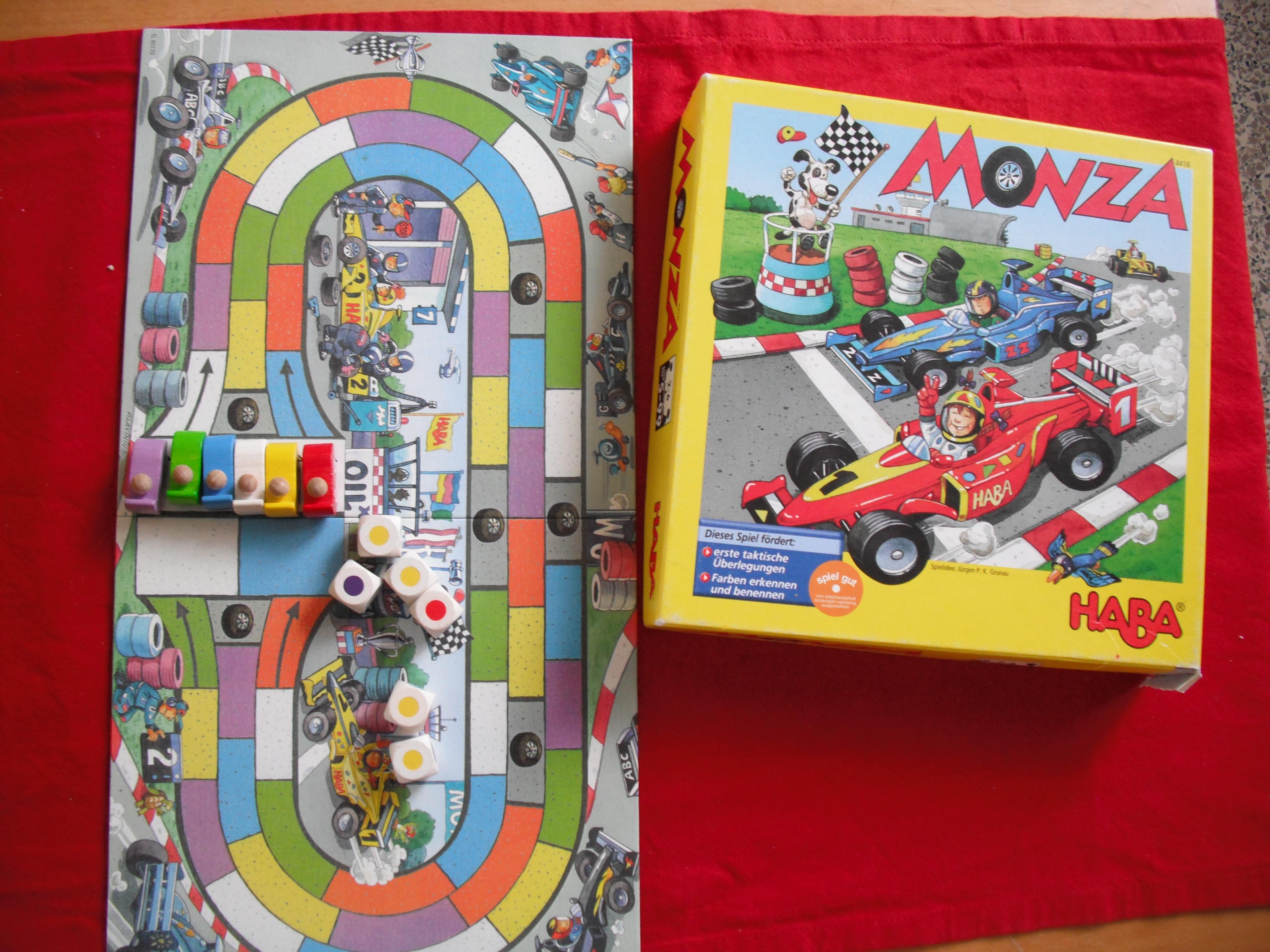 Monza, le jeu qui va accélérer les apprentissages de vos élèves en cycle 1 et cycle 2...