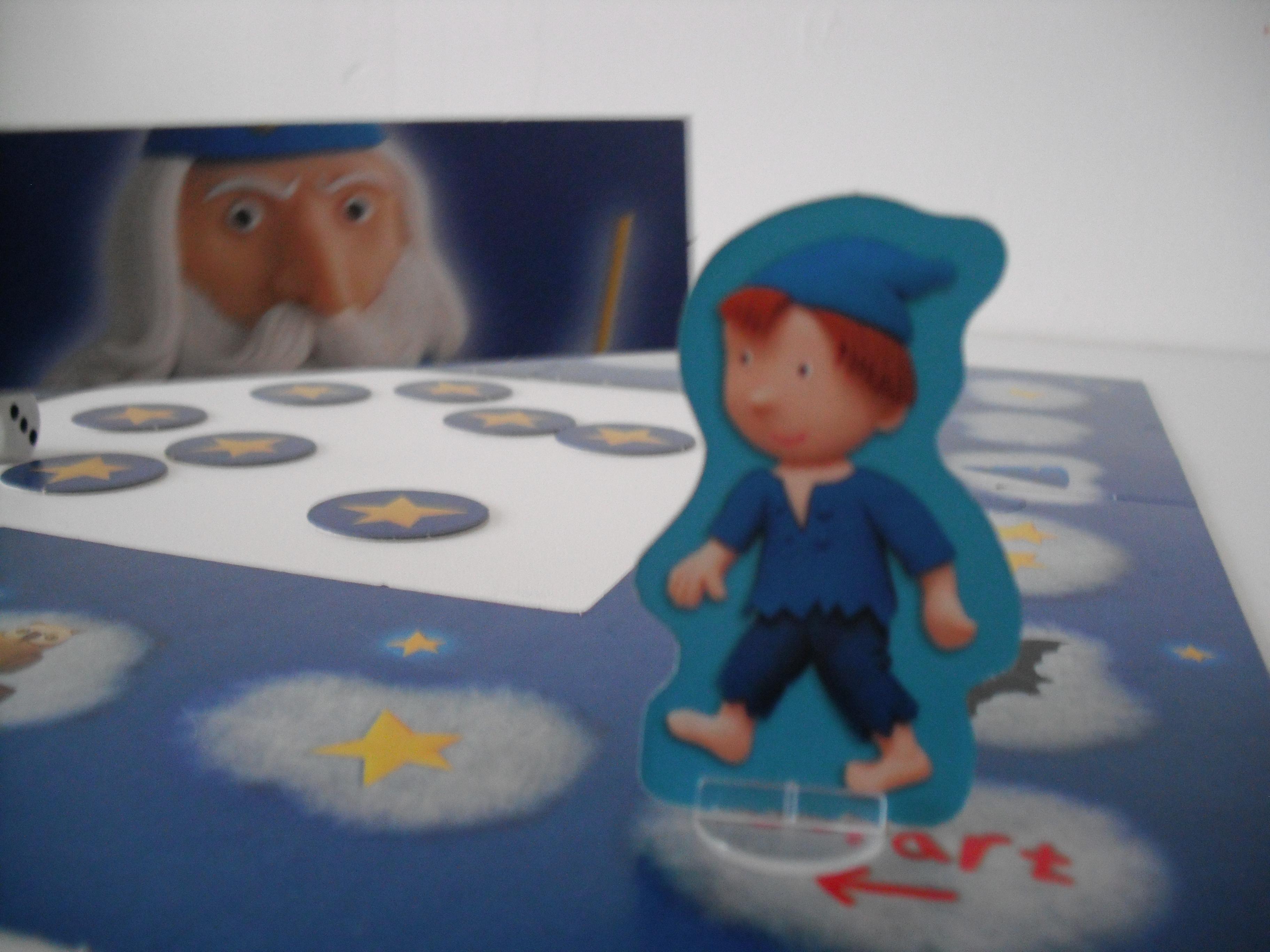 Voleur d'étoiles, jeu de coopération, cycles 1,2,3