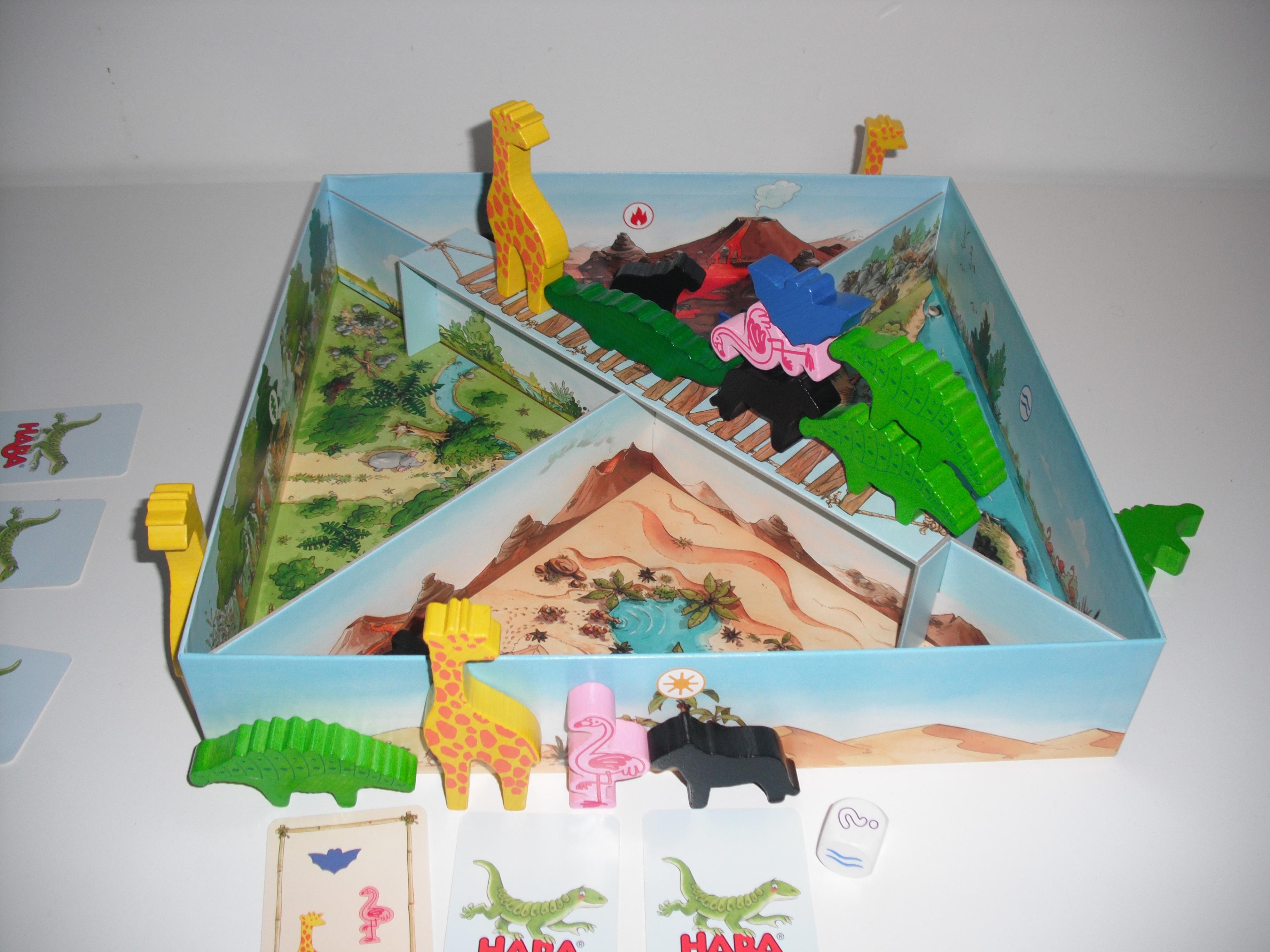 Pyramide d'animaux, jeu pour cycles 1 & 2