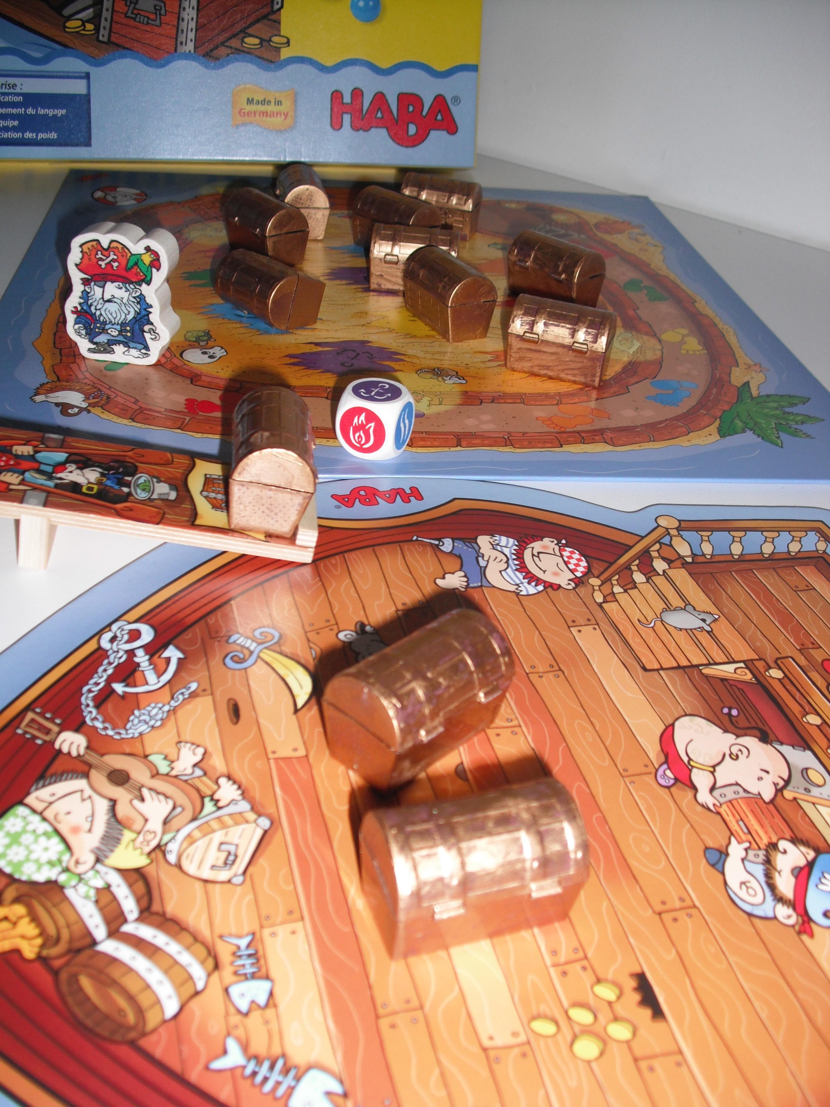 Equilibr'île, jeu maternelle et élémentaire pour équilibrer coopération et communication !