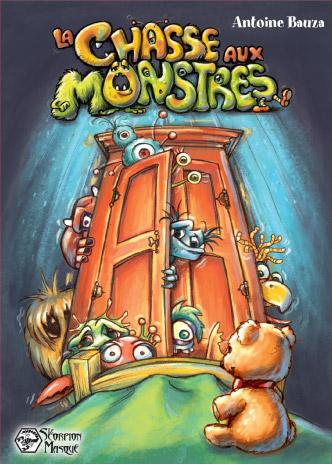 La Chasse aux monstres, jeu de mémory sur le thème des monstres, des doudous et du sommeil