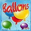 Ballons, jeu cycle 1, ici on joue aux ballons dans la classe...