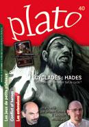 Le mensuel Plato n°40 à découvrir sans plus attendre...