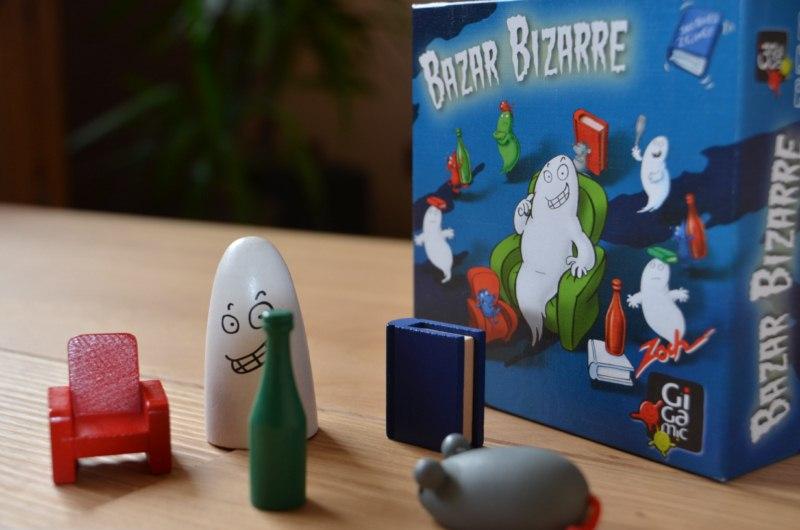 Bazar Bizarre, jeu pour cycles 1,2&3, jeu de rapidité et de reconnaissance visuelle